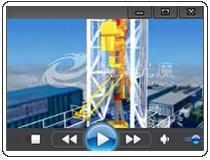 石油设备三维BOB体育官网演示